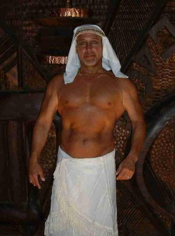Gerson Kuhr, The Fitness Pharaoh